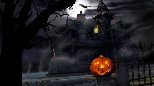 wallpaper halloween HD10