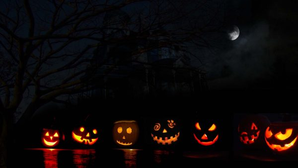 wallpaper halloween HD3