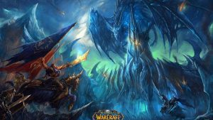warcraft tapetti HD