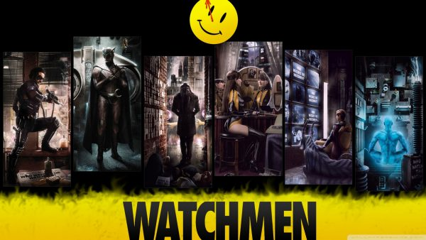 watchmen wallpaper HD1
