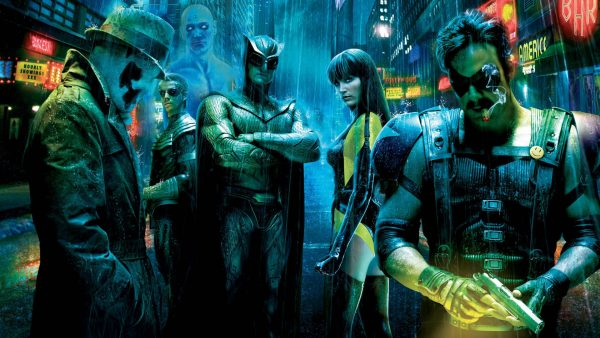 watchmen wallpaper HD2