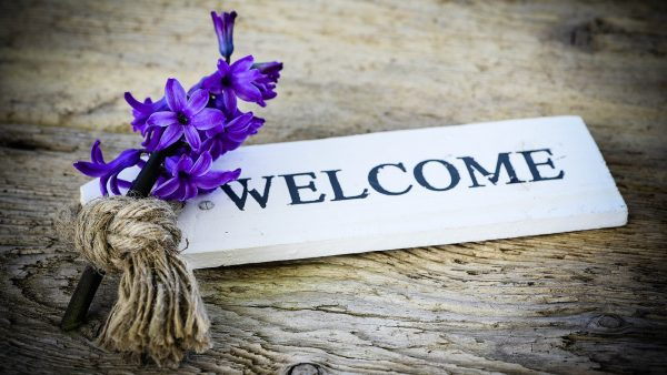 welcome wallpaper HD1