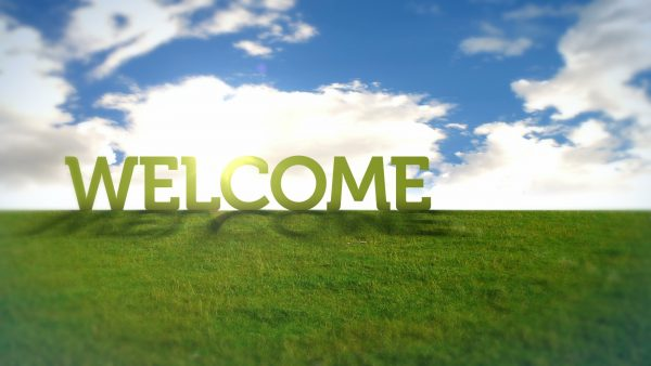 welcome wallpaper HD4