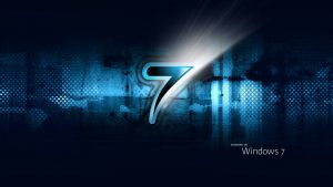 Fenster 7 HD Wallpaper