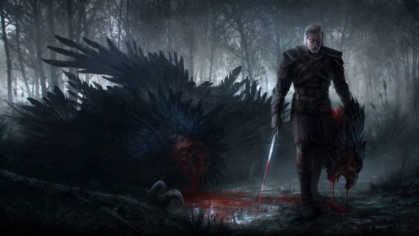 Witcher wallpaper HD1