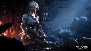 Witcher kertas dinding HD