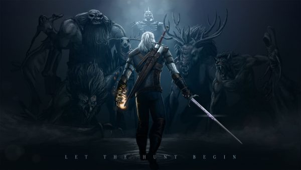 witcher wallpaper HD5