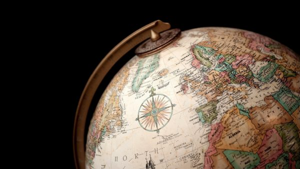 world map wallpaper mural HD8