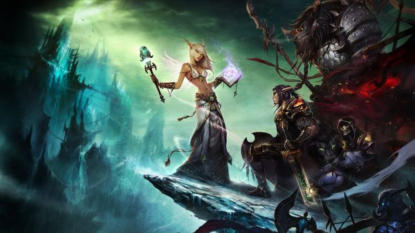 world of warcraft wallpapers HD3