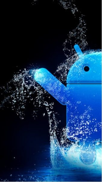 android telefoon Wallpaper6