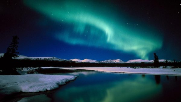 aurora borealis wallpaper HD4