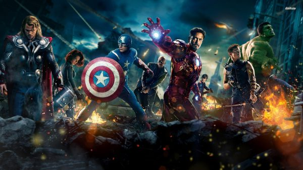 avenger wallpaper HD4