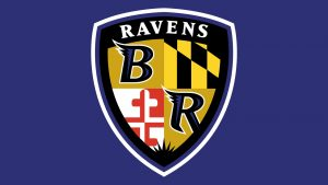 Baltimore Ravens tapeter HD