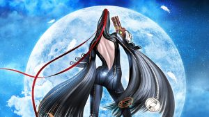 Bayonetta tapet HD