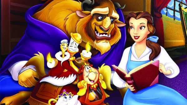 beauty and the beast wallpaper HD1