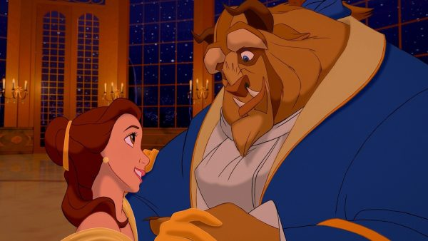 beauty and the beast wallpaper HD2
