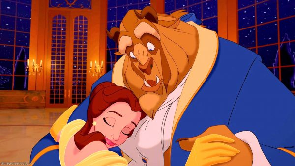 beauty and the beast wallpaper HD3