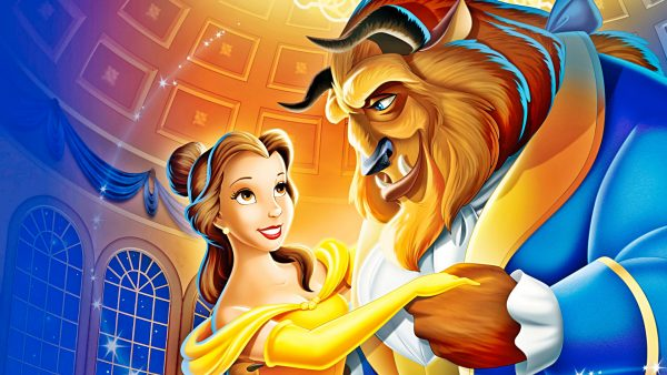 beauty and the beast wallpaper HD4