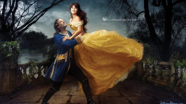 beauty and the beast wallpaper HD5