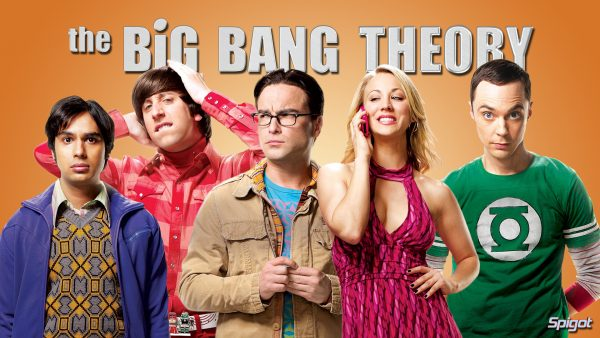 big bang theory wallpaper HD2