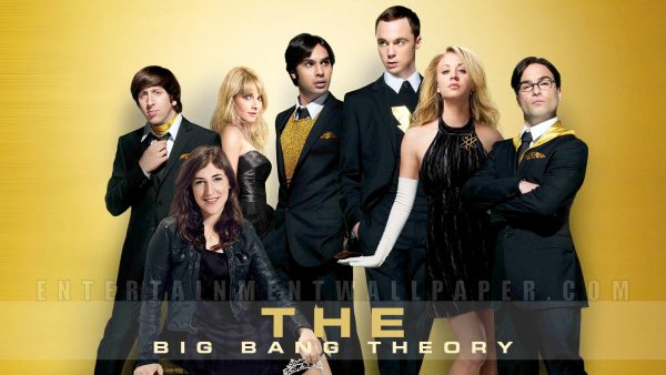 big bang theory wallpaper HD3