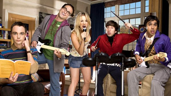 big bang theory wallpaper HD4