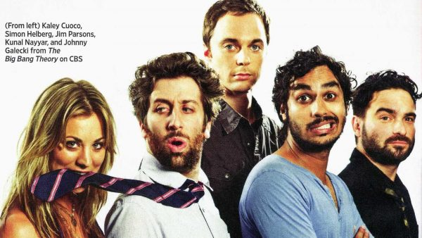 big bang theory wallpaper HD6