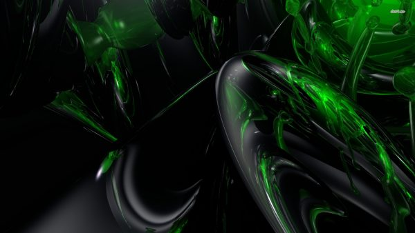 black abstract wallpaper HD3