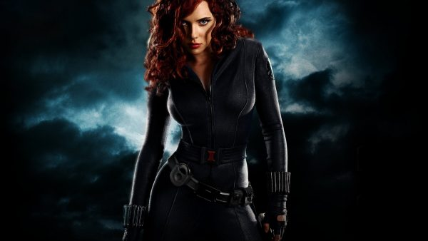 black widow wallpaper HD3
