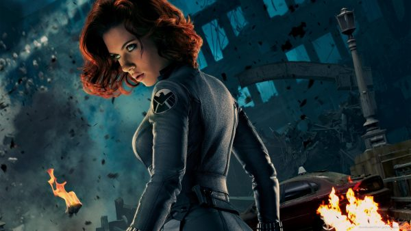 black widow wallpaper HD4