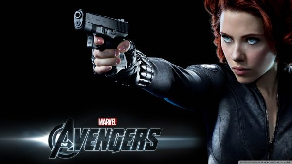 black widow wallpaper HD5