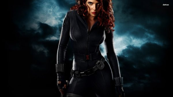 black widow wallpaper HD6