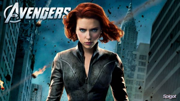 black widow wallpaper HD7