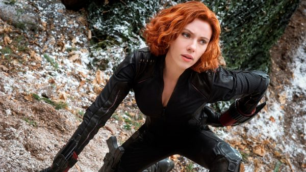 black widow wallpaper HD9