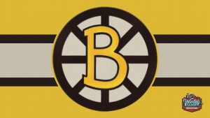 Bruins tapet