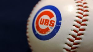 chicago cubs kertas dinding HD