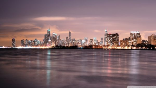 chicago skyline wallpaper3