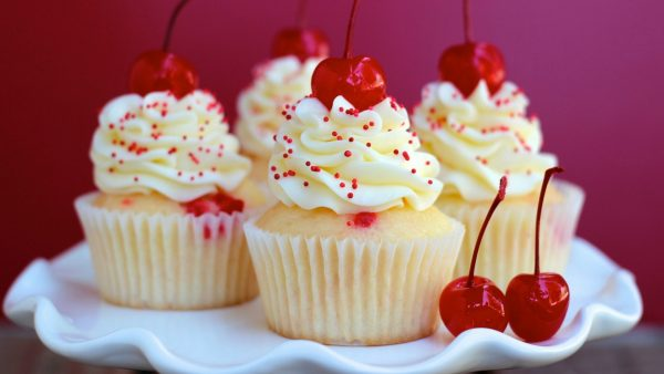 cupcakes behang HD2