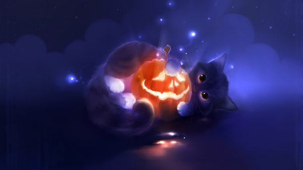 söpö halloween wallpaper9