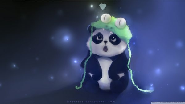 cute panda wallpaper HD3