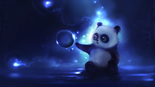 cute panda wallpaper HD4