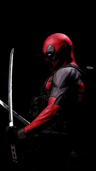 deadpool Wallpaper1 iphone