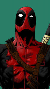 deadpool iphone wallpaper2