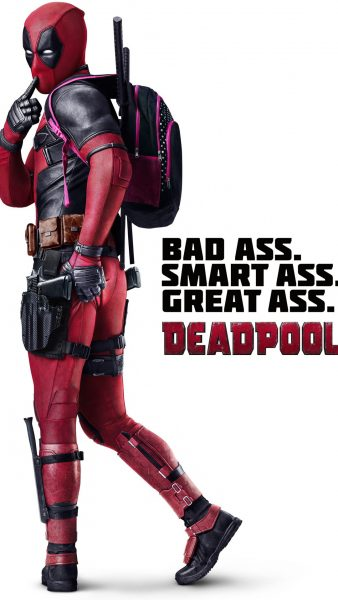 deadpool iphone wallpaper3