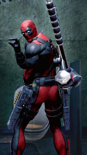 deadpool iphone wallpaper8
