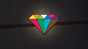 diamantsector wallpaper
