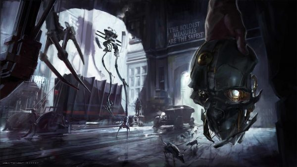 Dishonored wallpaper9