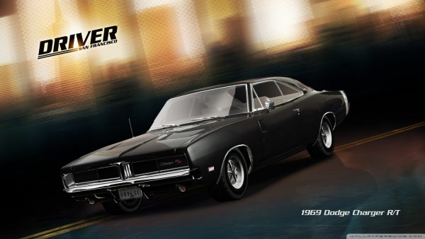 dodge charger wallpaper HD1