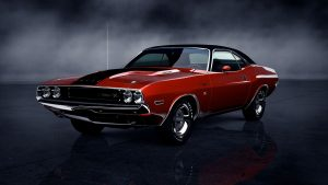 Dodge Charger tapeter HD