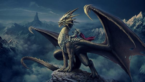dragons wallpaper HD1